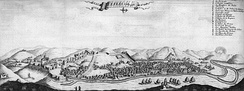 Tbilisi according to French traveler Jean Chardin, 1671