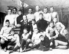 Purdue's 1890 football team