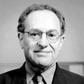 Alan Dershowitz, noted attorney and law professor (B.A. 1959)