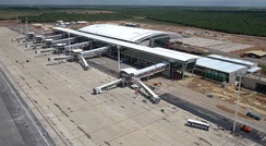 Greater Natal International Airport.