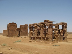 Archaeological Sites of the Island of Meroe.