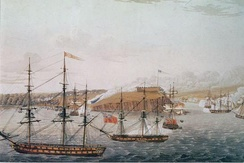 Attack on Fort Oswego (May 1814)