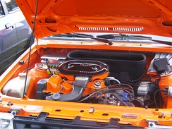 CVH XR3 engine (Europe)