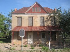 The 1907 Coke County Jail