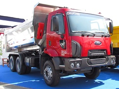 2012 Ford Cargo 2628