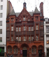 French Protestant Church, Soho Square