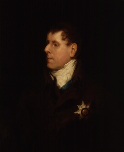 George Leveson-Gower, 1st Duke of Sutherland, by Thomas Phillips
