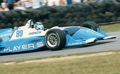Greg Moore in a 1996 Reynard-Mercedes. Moore's death in 1999 left the series without one of it's rising stars.