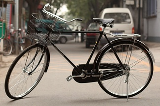 The most popular bicycle model—and most popular vehicle of any kind in the world—is the Chinese Flying Pigeon, with about 500 million produced.[1]