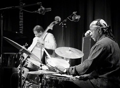 Lenny White with Buster Williams at Oslo Jazzfestival 2016