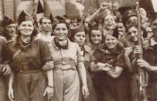 Women from FAI during the Spanish Social Revolution.