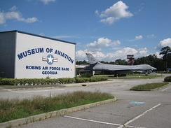 Museum of Aviation at Robins Air Force Base