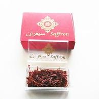 Kashmiri saffron package
