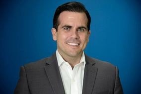 Governor of Puerto Rico, Ricardo Rosselló