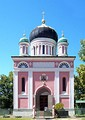 Alexander Nevsky church in Potsdam, the oldest example of Russian Revival architecture