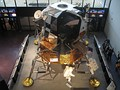 Apollo Lunar Module LM-2, which was used for ground testing the spacecraft