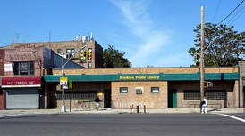 Brooklyn Public Library, Flatlands branch