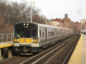 Flushing – Main Street LIRR station