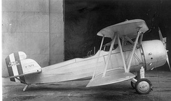 The XF8C-2 prototype
