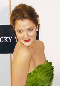 Barrymore at Lucky You premiere, 2007