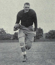 Elroy Hirsch spent nine seasons with the Los Angeles Rams from 1949 to 1957