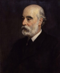 George Murray Smith conceived of the DNB, subsidised it, and saw it finally into print before he died in 1901.