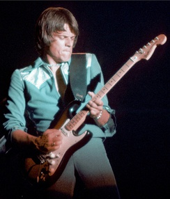 J. Geils, musician and leader of The J. Geils Band