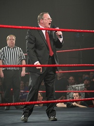 Jim Cornette is a five-time winner of the category