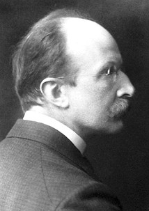 Max Planck (1858–1947), the originator of the theory of quantum mechanics