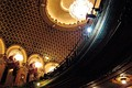 The State Theatre ceiling showcasing the Koh-i-Noor cut crystal chandelier