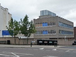 A photo of the Twickenham Studios facility in London