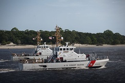 USCGC Sea Dog and USCGC Sea Dragon, Marine Protector-class patrol boats