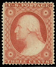 Issue of 1851/57