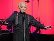 Djivan Gasparyan (left), Sirusho (middle) and Charles Aznavour (right) are among most popular musicians of Armenia.