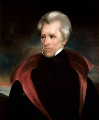 Andrew Jackson was the first Democratic President of the United States