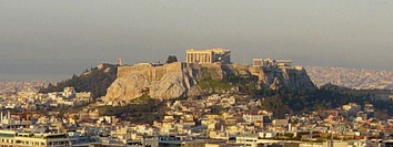 The Acropolis of Athens