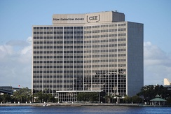 CSX Transportation Building serves as headquarters for CSX Corporation