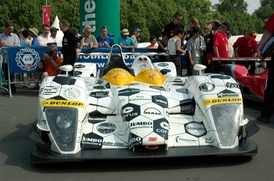 A Dome S101hb run by Racing for Holland at the 2006 24 Hours of Le Mans.
