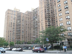 Ebbets Field Apartments in 2008