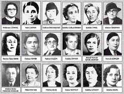 Eighteen female deputies joined the Turkish Parliament with the 1935 general elections. Turkish women gained the right to vote and to hold elected office a decade or more before women in Western European countries like France, Italy and Belgium, a mark of the far-reaching social changes initiated by Atatürk.[96]
