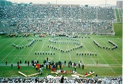 "Jackson State University band ""The Sonic Boom"""