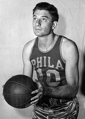 Joe Fulks was the league's first scoring champion.