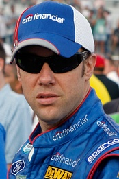 Matt Kenseth earned his third pole position of the season with a time of 26.258 seconds