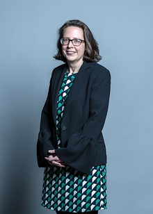 Official portrait of Baroness Evans of Bowes Park.jpg