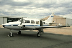Early-production PA-31 Navajo