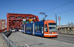 Opened in 2001, the Portland Streetcar was the first (non-heritage) tram network established in North America in decades.
