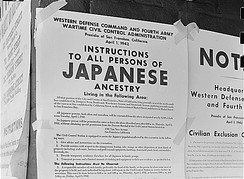 February 2: An executive order directs Japanese American internment