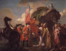 Robert Clive's victory in Bengal marked the beginning of British colonial dominance in South Asia