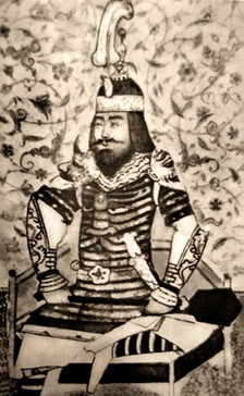 In the year 1403, Timur had decisively defeated the Knights Hospitaller at Smyrna, and therefore referred to himself as a Ghazi.