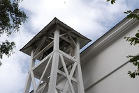 The ringing of the Chapel Bell is a tradition held by students and alumni of the University of Georgia.